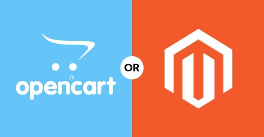 OpenCart sau Magento