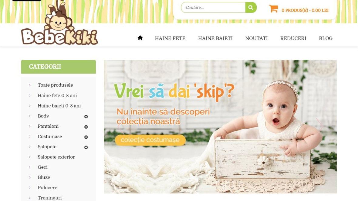 bebekiki homepage
