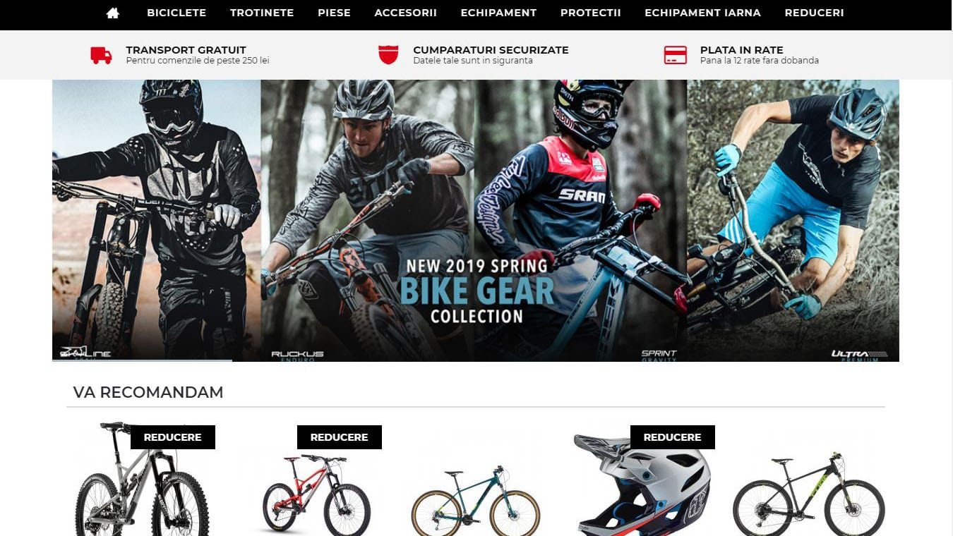 bikehouse homepage