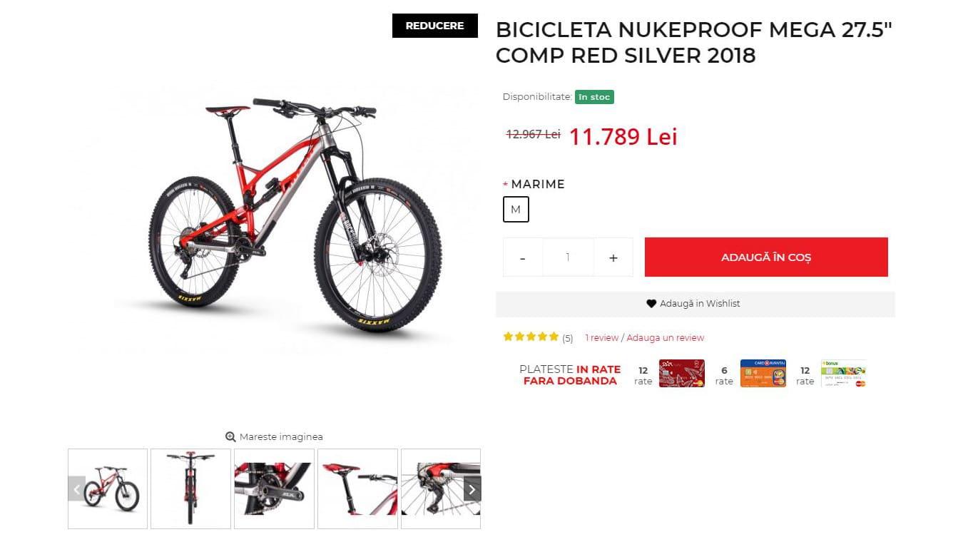 bikehouse pagina produs