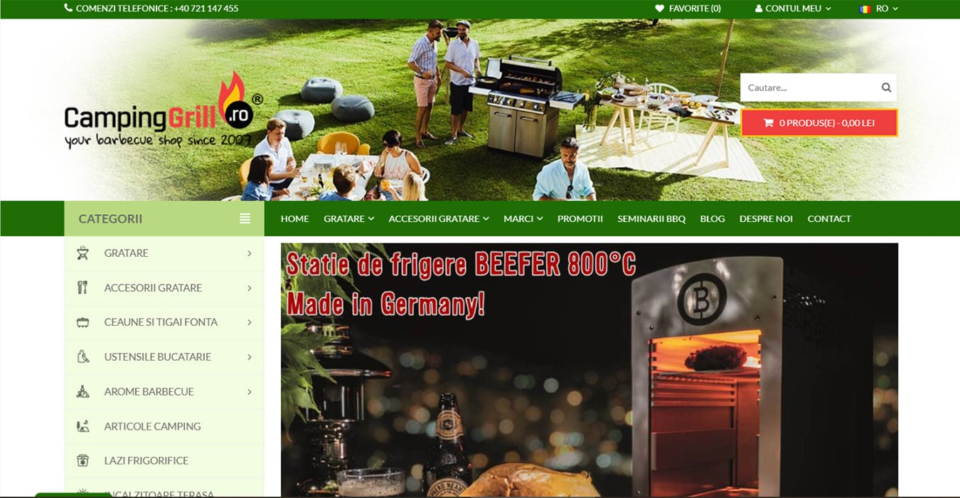 campingrill homepage