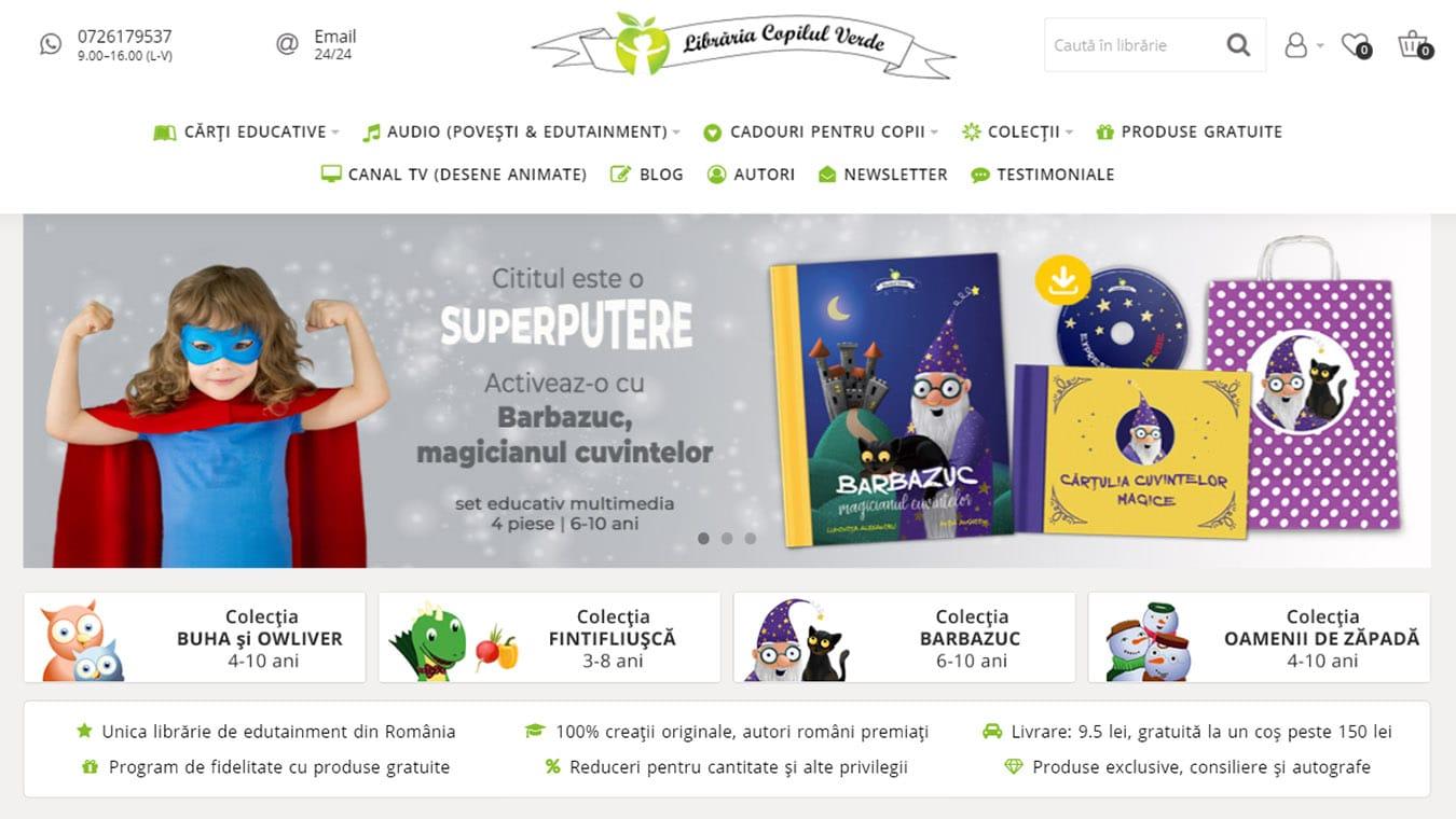 copilulverde homepage
