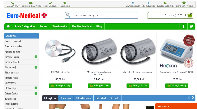 euro-medical homepage