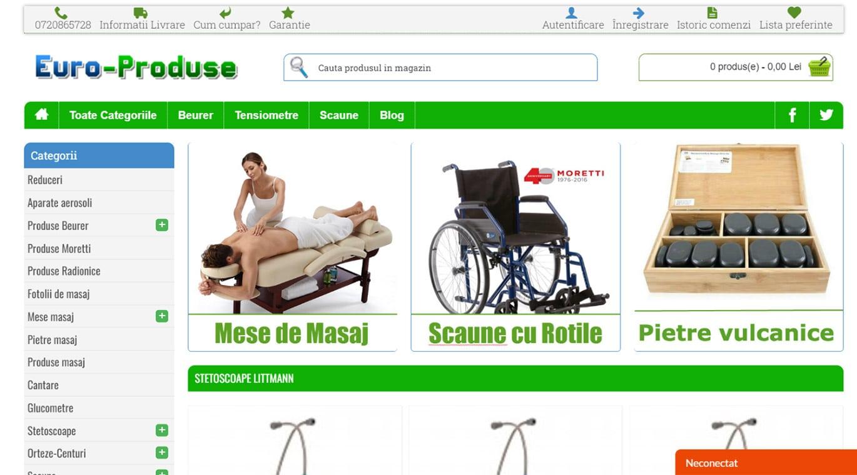 euro-pc homepage