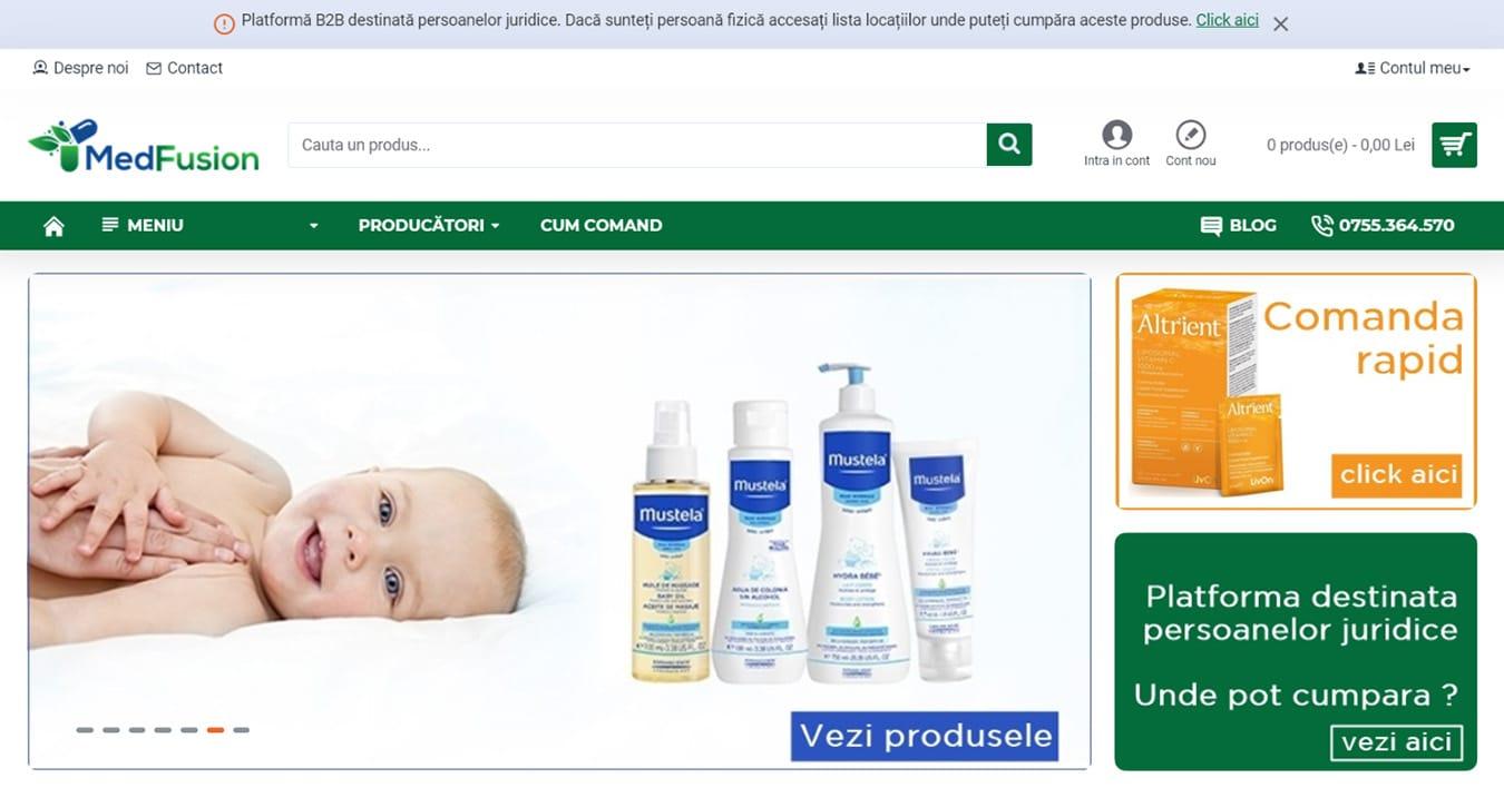medfusion homepage