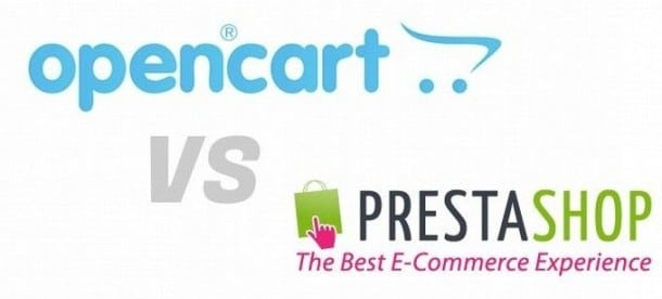opencart vs prestashop