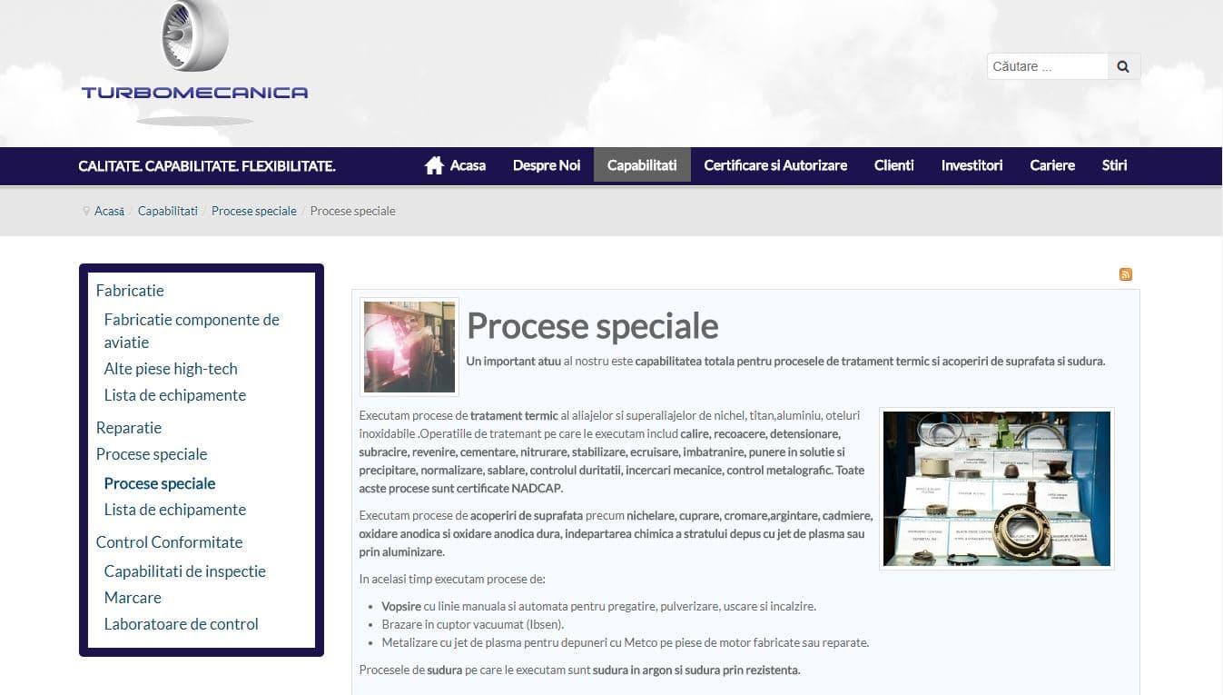 turbomecanica procese speciale