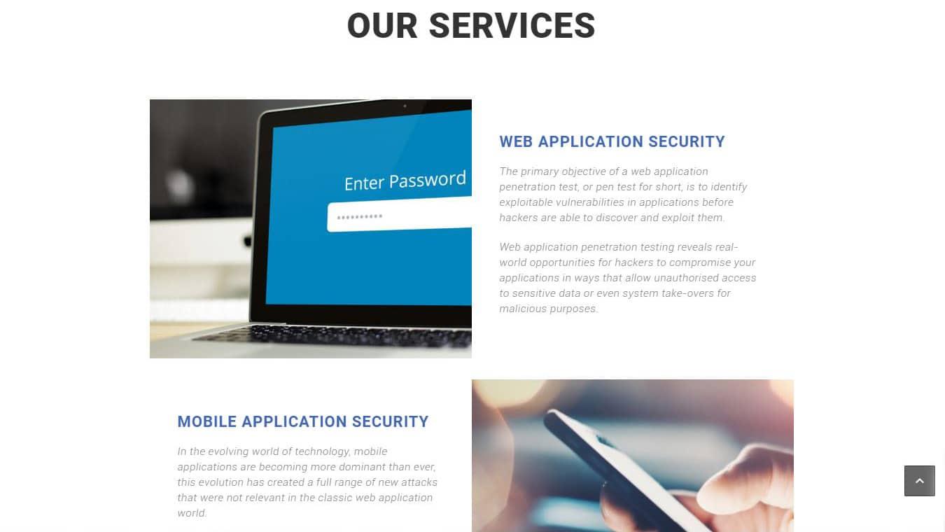 webpentesting-service